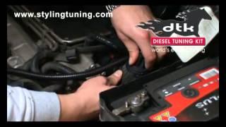 Chiptuning VW Audi Skoda Seat 2.0 TDI 140 BHP chip tuning