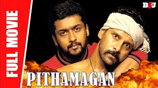 Pithamagan - New Full Hindi Dubbed Movie | Vikram, Suriya, Laila, Sangeetha | Full HD Thumb