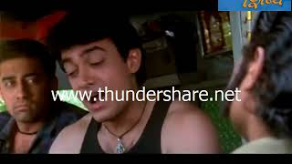 Johnny Lever Drinks Aamir Khan's Piss  Funniest Scene
