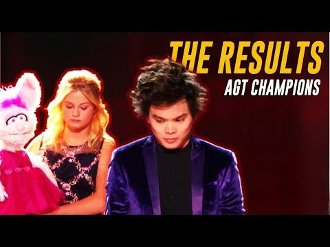'AGT: The Champions' finale: Who was crowned winner of Season 2?