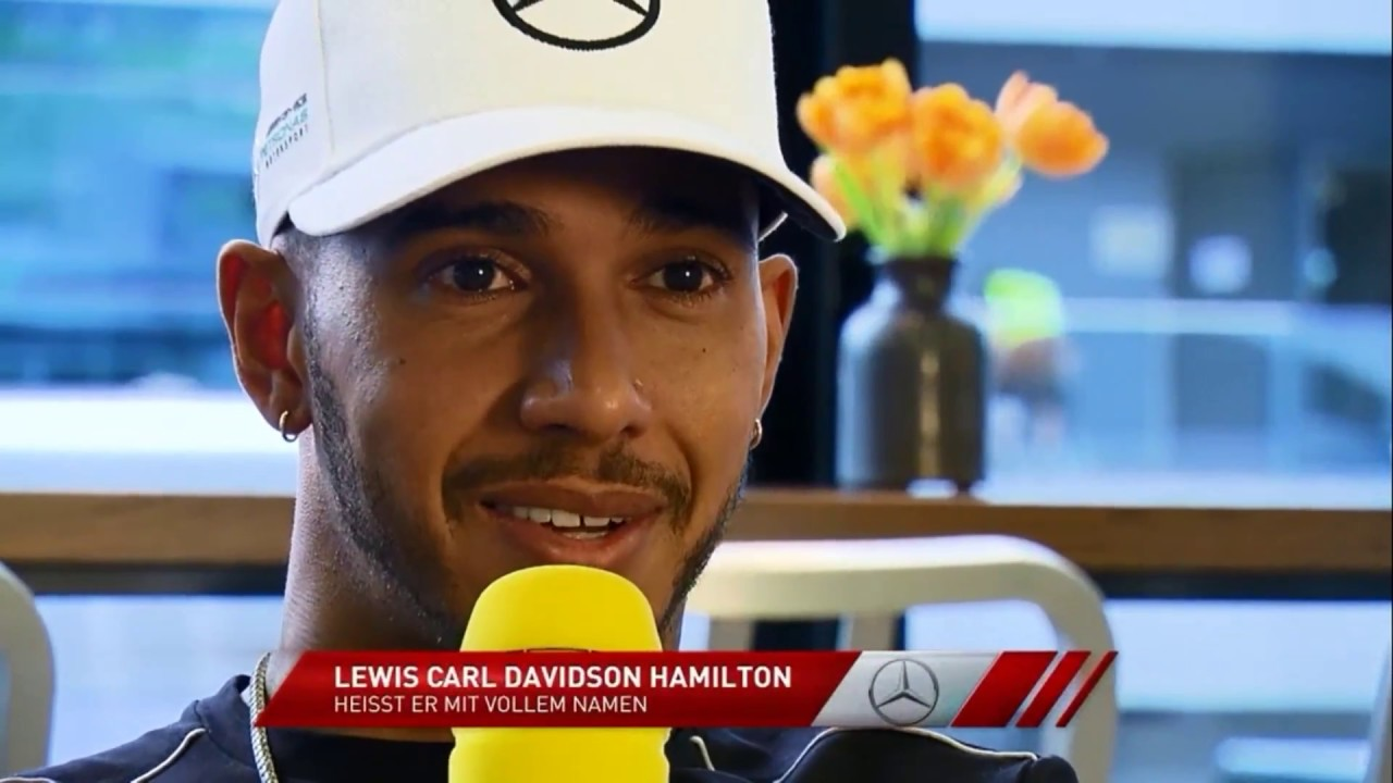 lewis hamilton als mensch privat interview formel 1. Black Bedroom Furniture Sets. Home Design Ideas
