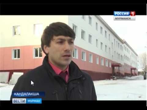 В Мурманской области продолжается возведение домов по программе переселения граждан из аварийного жилья