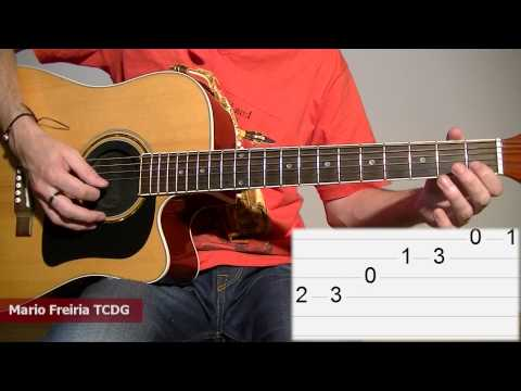 Guitar guitar tabs 007 theme song : How To Play Indiana Jones Theme Song: Guitar Tabs Lesson TCDG ...