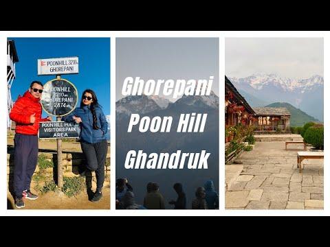 Hiking the Ghorepani - Poon Hill Trek in Nepal [4k]