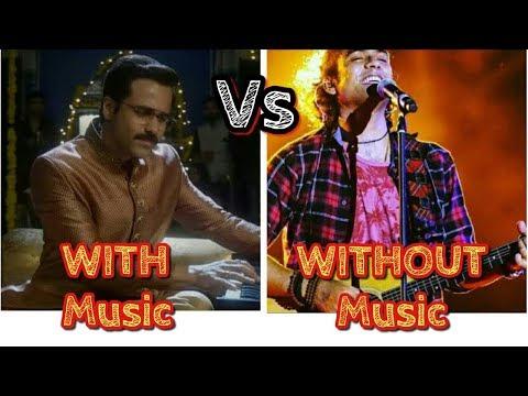 Jubin Nautiyal | With or Without Music | Phir Mulaaqat | CHEAT INDIA | Emraan Hashmi