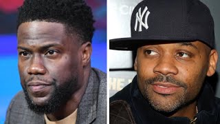 Dame Dash PULLS UP On Kevin Hart & ROAST Kev BRUTALLY Getting Him HEATED!