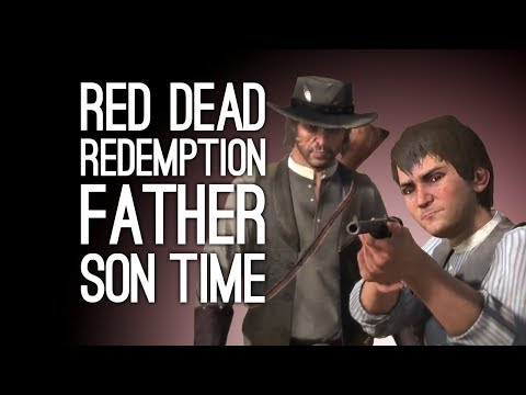 Let's Play Red Dead Redemption: FATHER SON TIME - Episode 24