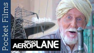 Hindi Short Film Ft. Tom Alter in Broadlane Aeroplane | Award Winning