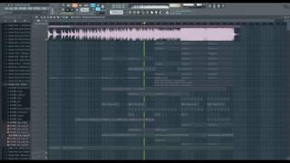 FL Studio - Progressive House Template Free FLP