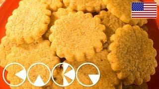 Spiced Cookies (plus Recipe)