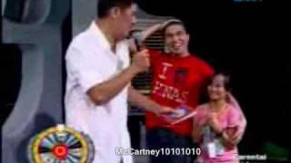 Aiza Seguerra naging bata ulit sa Eat Bulaga