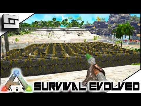 ARK: Survival Evolved - xB's AMAZING MAZE CHALLENGE! E21 ( Modded Ark Eternal )