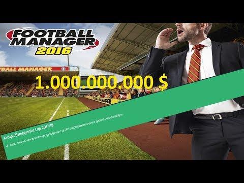 Football Manager 2016 (Fm 16) Finansal Fair Play(FFP) Kaldırma %100 (Çok Basit)