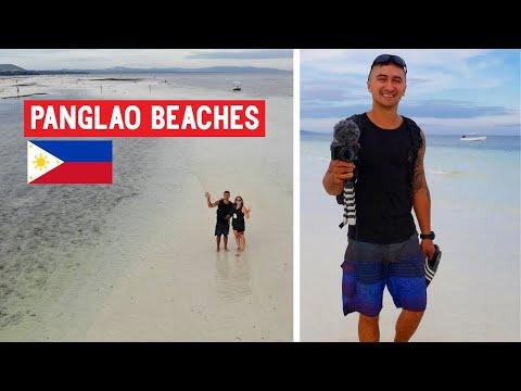 Beach Hopping on Panglao Island, Bohol, Philippines