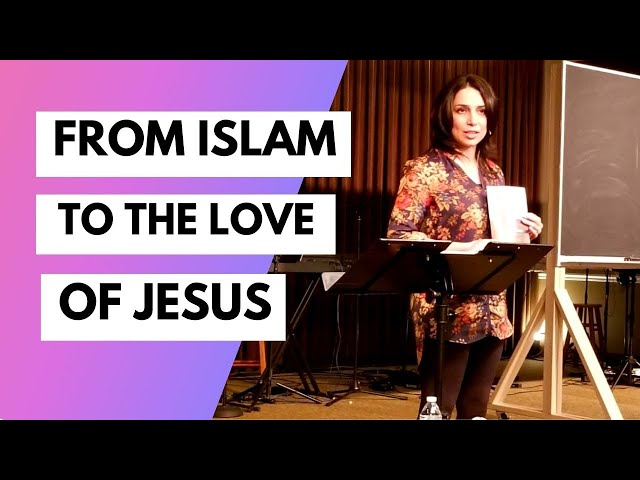 2020 Christian Testimony Video (How I Encountered The Love of Jesus As A Muslim)
