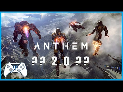 Anthem 2.0? Is Anthem coming back?