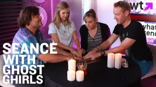 Freaky Séance With Jack Black & Ghost Ghirls | LIVE