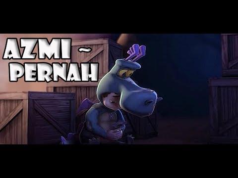 Azmi - Pernah ( Animated Cover )