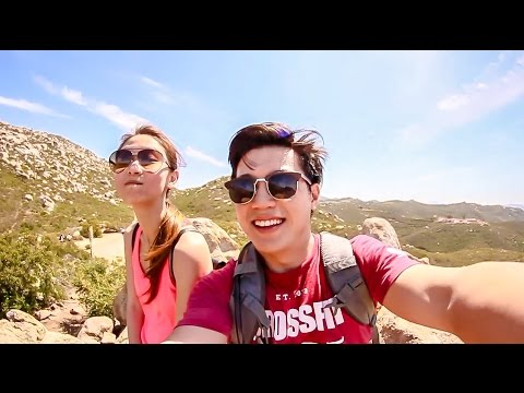 San Diego Trip & Potato Chip Rock Hike [VLOG]