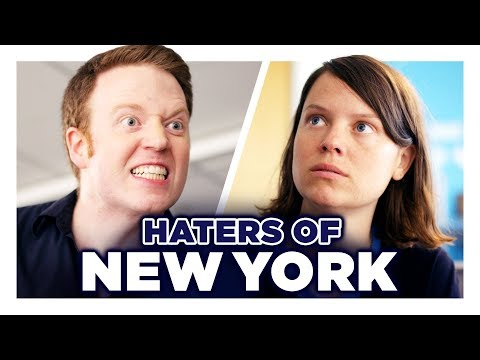 Don't Trash Talk New York | Hardly Working