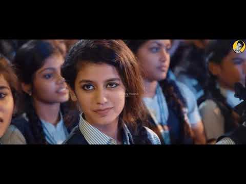 Mere Rashke Qamar Tune Pehli Nazar New Lyrics WhatsApp Status | Priya Prakash Viral Video