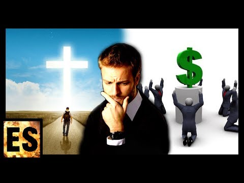 God or Money?  An End Time Spiritual Conflict!
