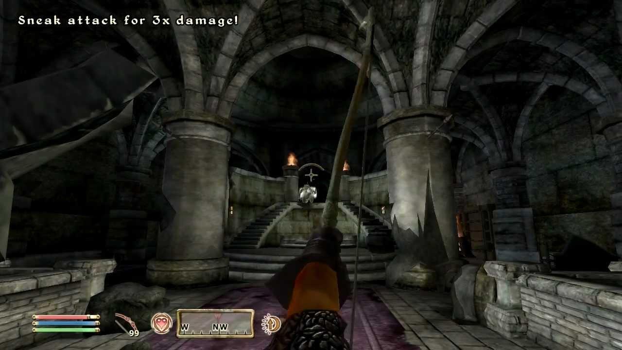 Let's Play The Elder Scrolls IV Oblivion Redguard Episode ... Play Elder Scrolls Redguard Online