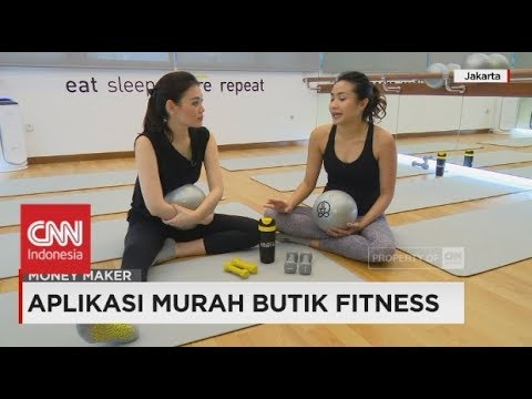 Aplikasi Murah Butik Fitness