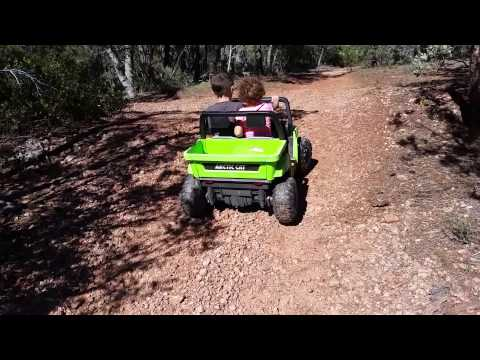 Arctic Cat Power Wheels