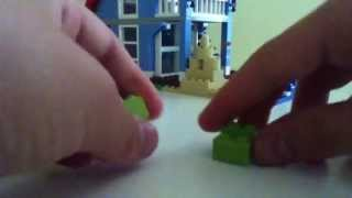 Lego Seaside House Furniture Tutorial