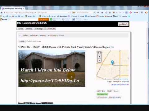 How To Post A House For Rent On Craigslist