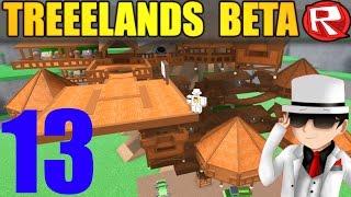 [ROBLOX: Treelands Beta]-Lets Play EP 13 w/FallenFalcon-BANANA SHENANIGANS
