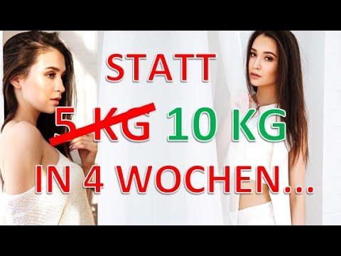5 kg schnell abnehmen