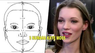 Ünlülerin Yüzleri Matematiksel Olarak İncelendi Ve Dünyanın En Güzel Kadını Belirlendi