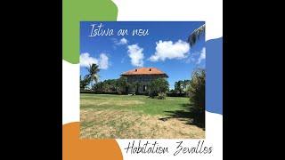 ISTWA AN NOU Ep 1 : Zevallos, une Habitation hantée par l'Histoire