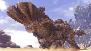 The Rock Dinosaur! - Monster Hunter World Gameplay | Ep2 HD