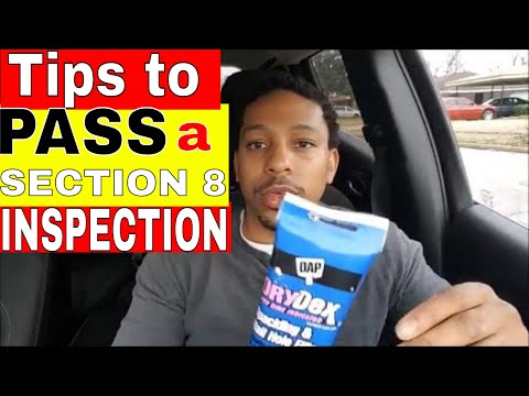 How To Pass A Section 8 Inspection - Real Estate Investing