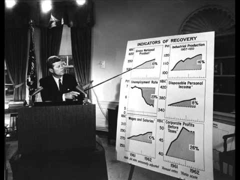JFK'S SPEECH ON THE STATE OF THE AMERICAN ECONOMY (AUGUST 13, 1962)