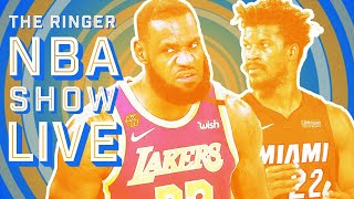 Join raja bell, logan murdock, and kevin o'connor as they go live to break down game 1 of heat vs. lakers.subscribe our channel: http://therin.gr/5te1wflc...