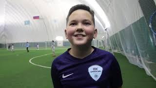 Певный Максим (Сахалин 2009-1) о старте турнира \