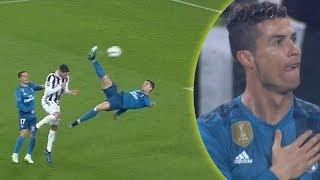Juventus Fans Reaction To Cristiano Ronaldo Bicycle Kick Goal #RESPECT