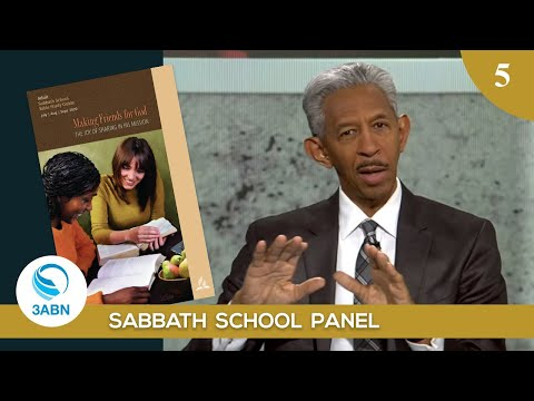 Spirit-Empowered Witnessing | Sabbath School Panel by 3ABN - Lesson 5 Q3 2020