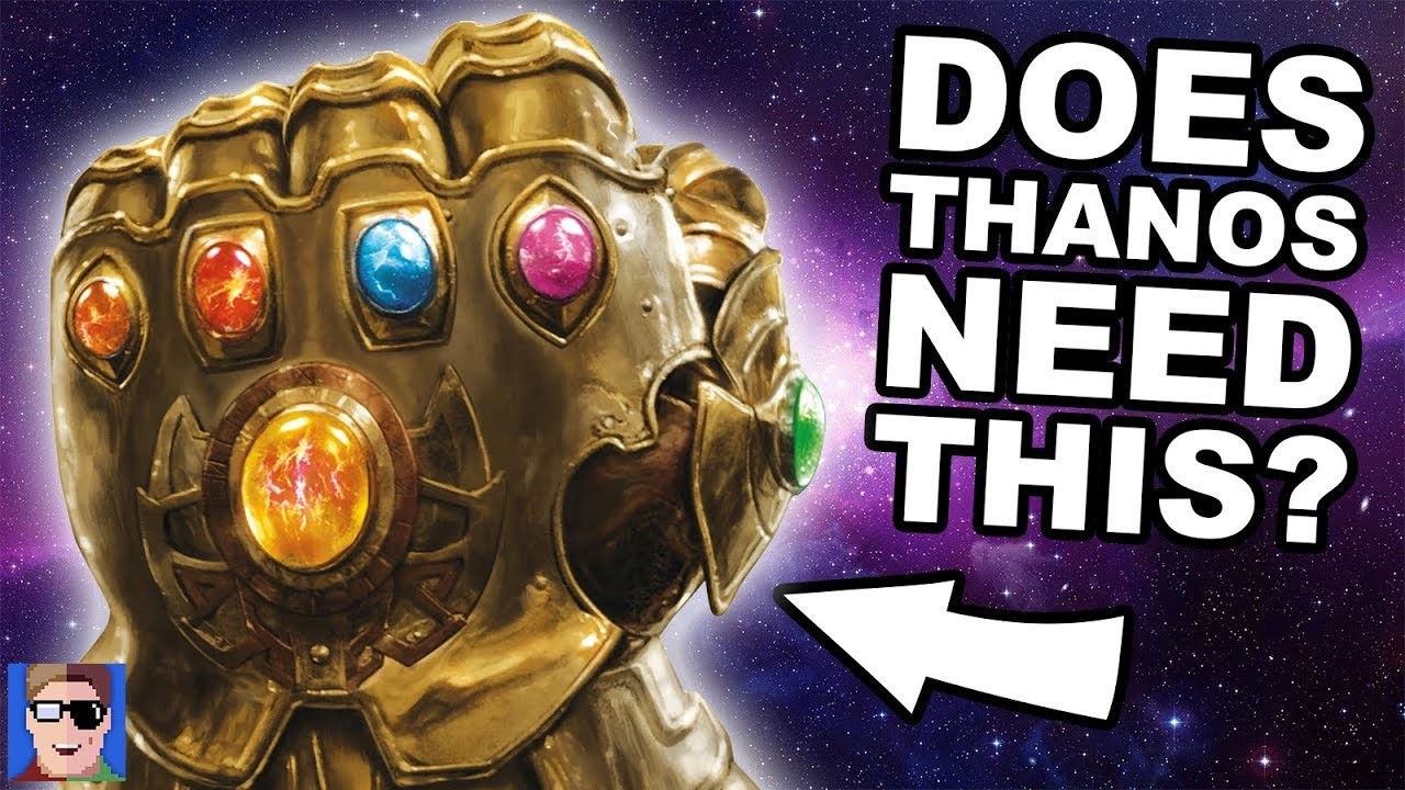 How Strong Is Thanos Without The Infinity Gauntlet?