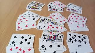 ♣КРЕСТОВАЯ ДАМА,  цыганский расклад, гадание онлайн на  игральных  картах, ближайшее будущее