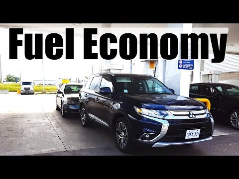 2018 Mitsubishi Outlander Fuel Economy Mpg Review Fill Up Costs You