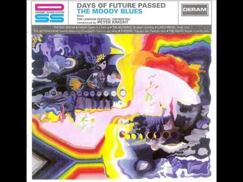 The Moody Blues - Days Of Future Passed (1967, Studio Album) 07 THE NIGHT: Nights in White Satin
