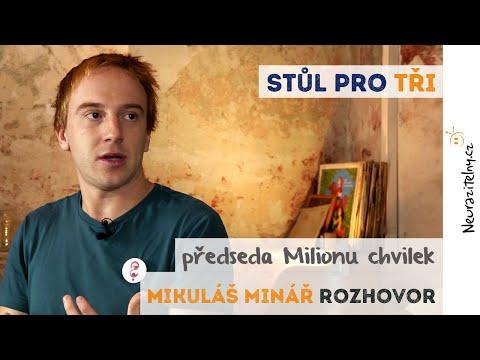 Mikuláš Minář: Lidé nám píšou, že přestávají věřit | Neurazitelny.cz | Stůl pro tři
