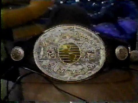 Continental Wrestling 9/3/88 Full Episode