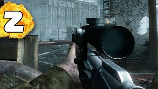 World at War - Part 2 - Stealth Sniping