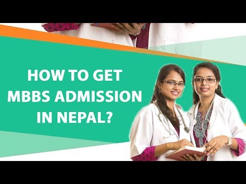 How to Get MBBS Admission in Nepal?